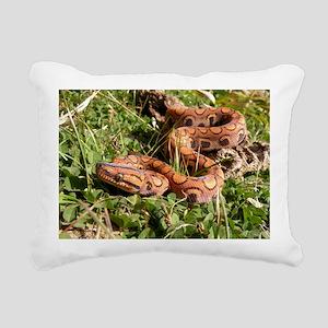 BRB1 Rectangular Canvas Pillow