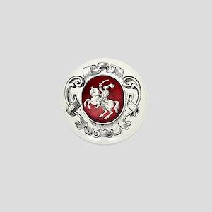 Old Pogonia Mini Button