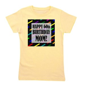Happy Birthday Mom Gowns Kids T Shirts