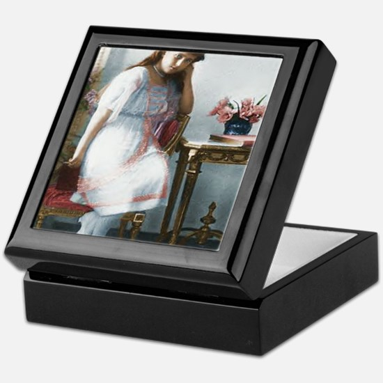 Grand Duchess Anastasia Nikolaevna of Keepsake Box
