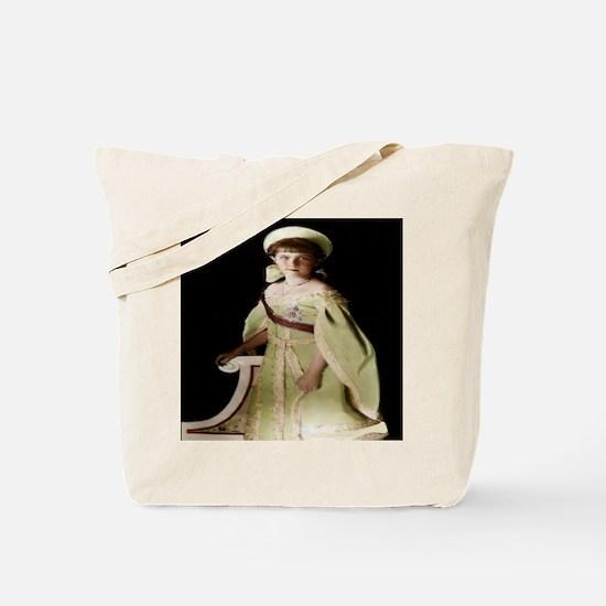 Grand Duchess Anastasia Nikolaevna of Rus Tote Bag