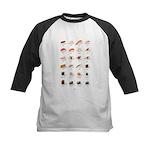 Sushi Kids Baseball Jersey