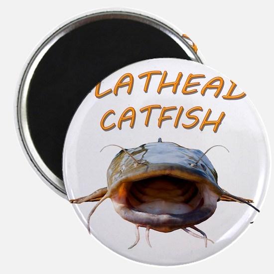 Flathead Catfish Magnet