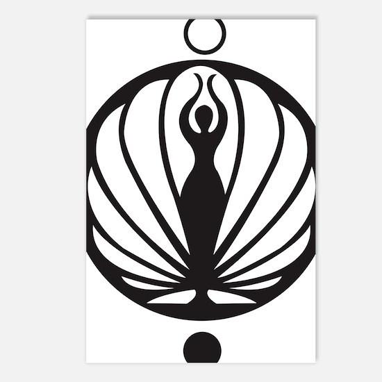 Kawakib logo Postcards (Package of 8)