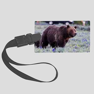Grizzly Bear 399, Grand Teton Na Large Luggage Tag