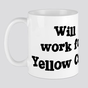 Will work for Yellow Corn Mug