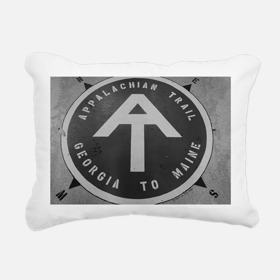 Cute Appalachian Rectangular Canvas Pillow