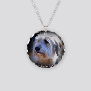 Dogs are better... Necklace Circle Charm
