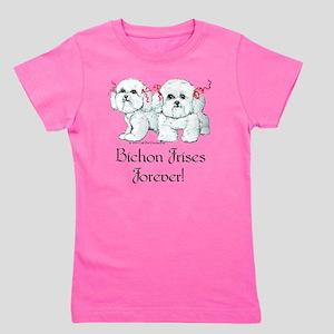 BICHON FRISE Girl's Tee
