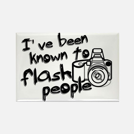 flashpeople Rectangle Magnet