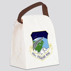 102nd FW Canvas Lunch Bag