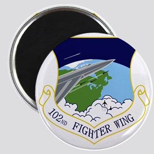102nd FW Magnet