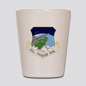 102nd FW Shot Glass