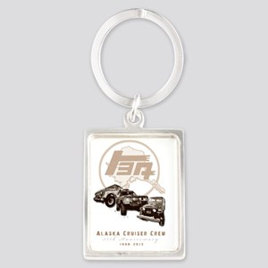 ACC 15th with larger font Portrait Keychain