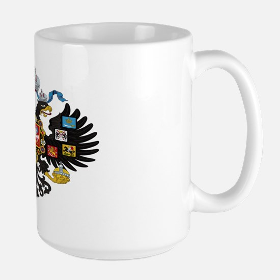 Romanov Crest Large Mug