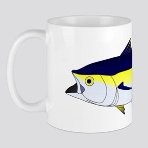 Yellowfin Tuna ocean fish t Mug