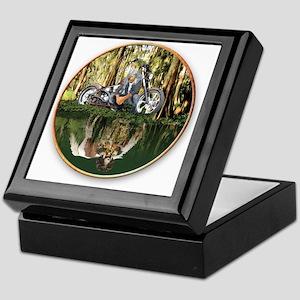 Native Reflections Keepsake Box