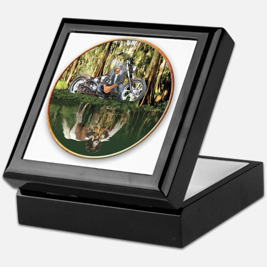 Native Reflections Keepsake Box