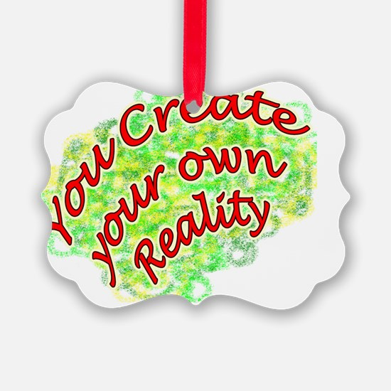 Create Reality+6 Ornament