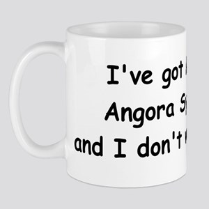Multiple Angora Goats Mug