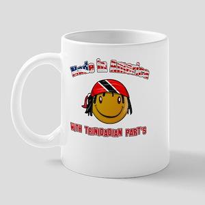 Made in America, with Trinida Mug