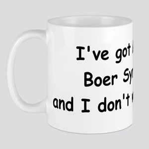 Multiple Boer Goats Mug