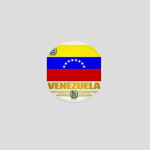 Flag of Venezuela Mini Button