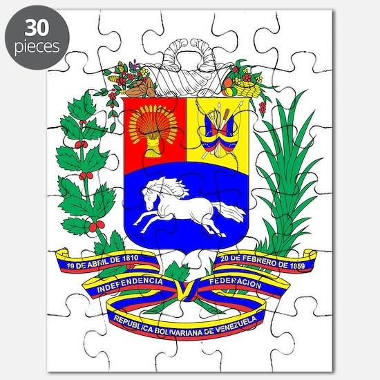 Venezuela COA Puzzle