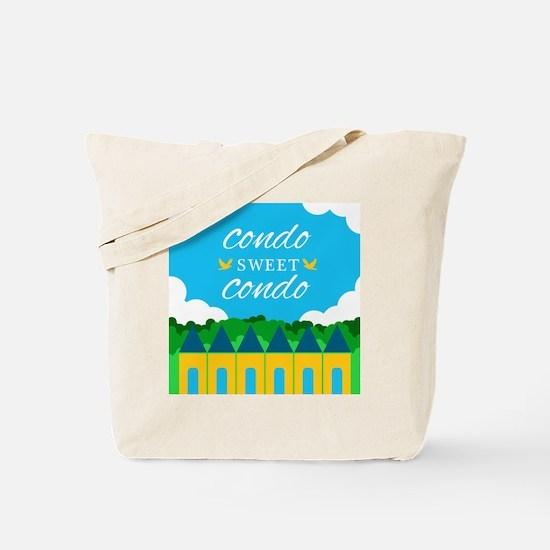 Condo Sweet Condo Tote Bag