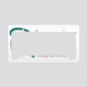 Rovers License Plate Holder