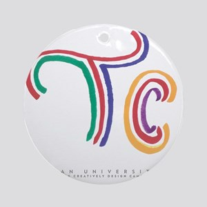 Jerome's TCDC 2013 Shirt Round Ornament