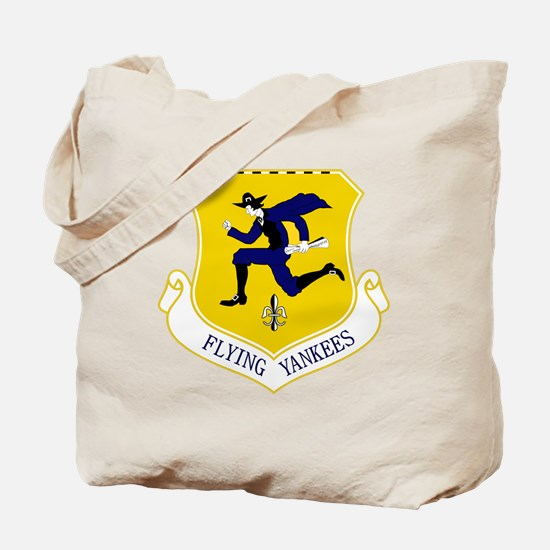 103rd FW - Flying Yankees Tote Bag