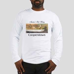 Cooperstown Americasbesthistor Long Sleeve T-Shirt