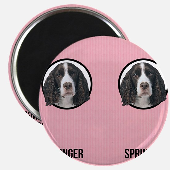 Springer Spaniel Mom Magnet
