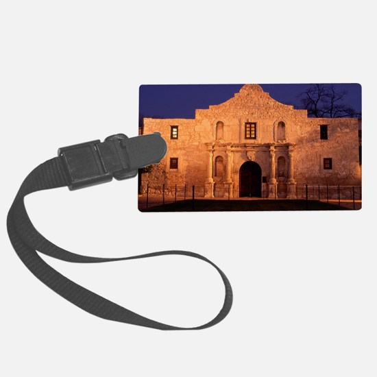 Alamo Luggage Tag