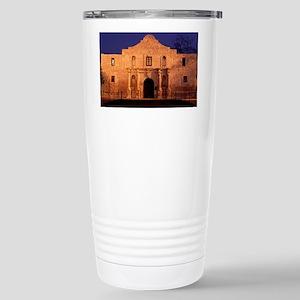 Alamo Stainless Steel Travel Mug