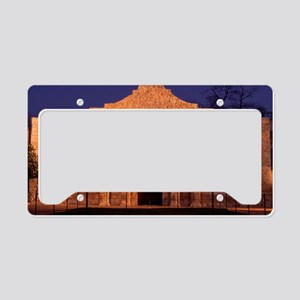 Alamo License Plate Holder