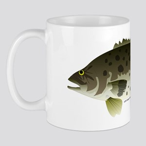 Giant Sea Bass t Mug