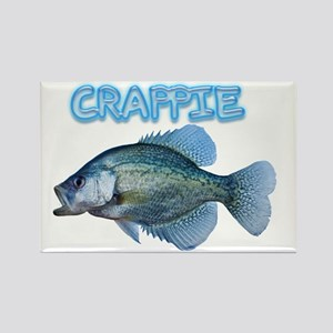 Crappie Rectangle Magnet