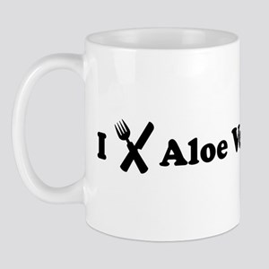 I Eat Aloe Vera Mug