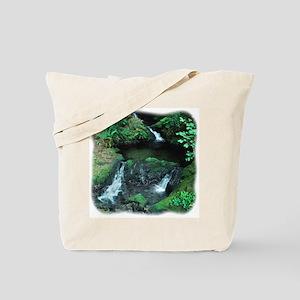 5 Falls Tote Bag