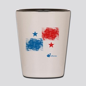Panama Flag Shot Glass