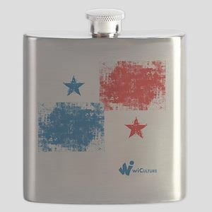 Panama Flag Flask