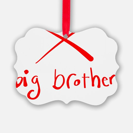 Big Brother Ornament