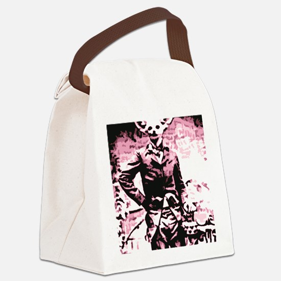 fennec fox Of the revolution Canvas Lunch Bag