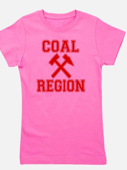 Coal Region X Girl's Tee