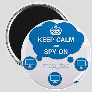 NSA Motto Magnet