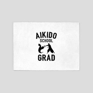 Aikido 5'x7'Area Rug