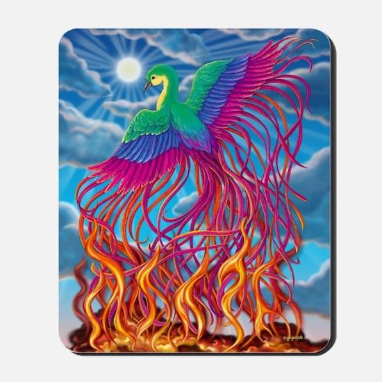 Phoenix 16x20 Mousepad