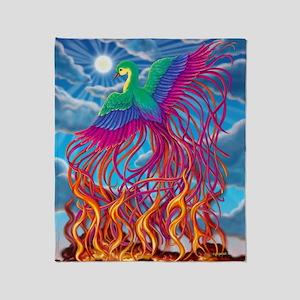 Phoenix 16x20 Throw Blanket